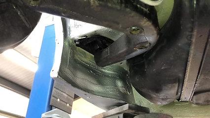 BMW E36 M3 Evo Individual GT Structural Restoration