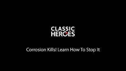 Corrosion Kills