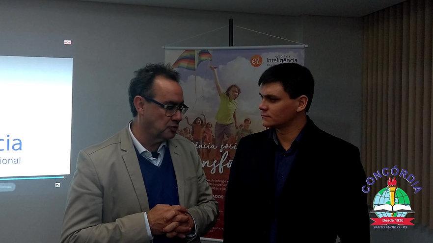 Recado Augusto Cury