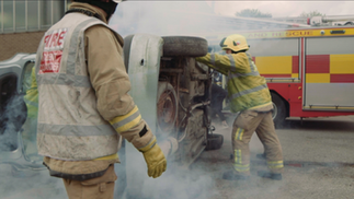 On Call Fire Service - North Yorkshire