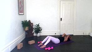 Yogasculpt -Leg Power