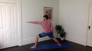 30 Minute Gentle Yoga Practice