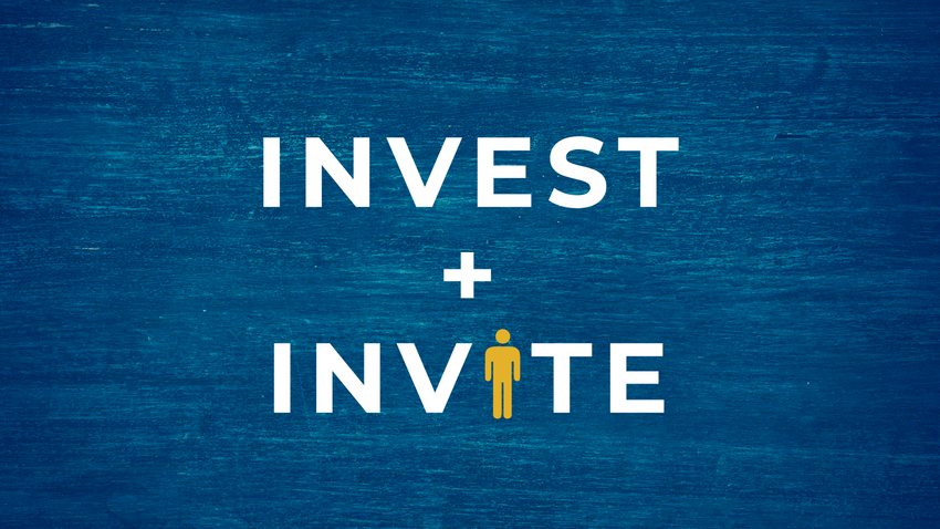 Invest + Invite