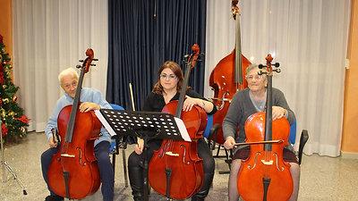 Sinfonia finale presso la Fondazione Palena