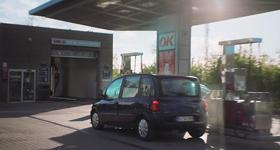 Ok Benzin // Silje Aune Dammen & Casper Nilsson // Set Design