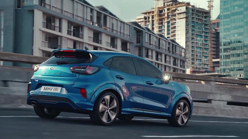 Ford Puma // Silje Aune Dammen // Casper Nilsson // Production Design