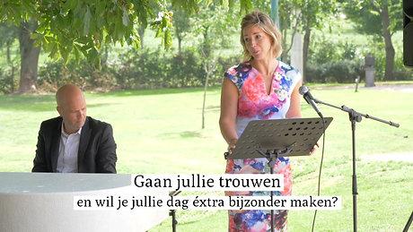 Muziekverhalen Bruiloft 2