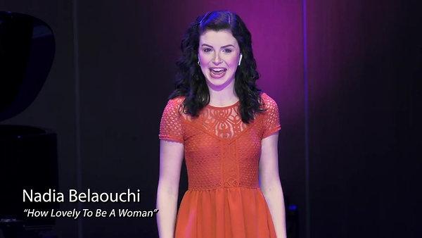 Nadia Belaouchi- Senior Showcase