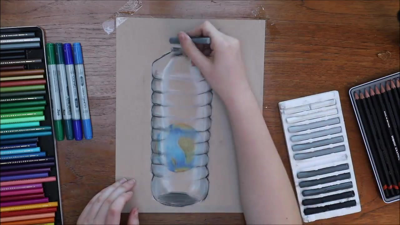 Lily Macfarlane's Plastic Pollution Video