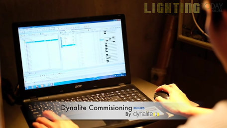 Lighting Today Dynalite