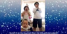JJC Christmas Song「かたりつたえよ」 English