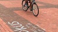 Safe Biker *brag* Rita