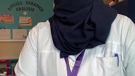 Psychologist Assistant Abeer AL-Ghamdi