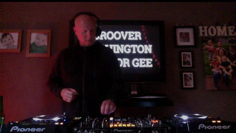 Groover Washington