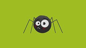 Spider idle