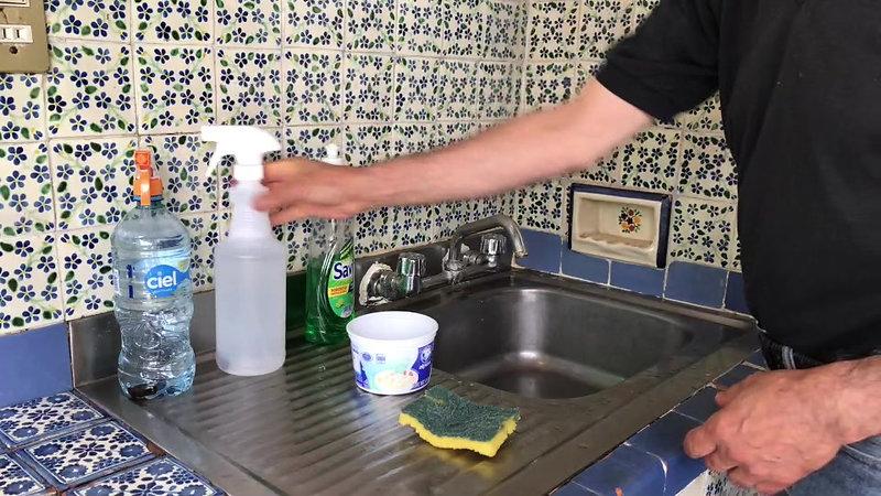 Preparar lavatrastes