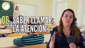 Ayudando en el aula al déficit de atención con hiperactividad