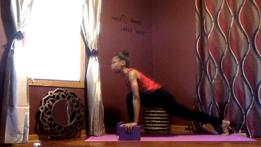 Day 1: 30 Day Yoga Challenge