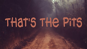11/01/20 That The Pits, Part 2