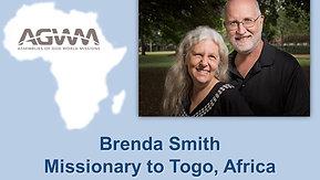 01/31/21 Missionary - Brenda Smith