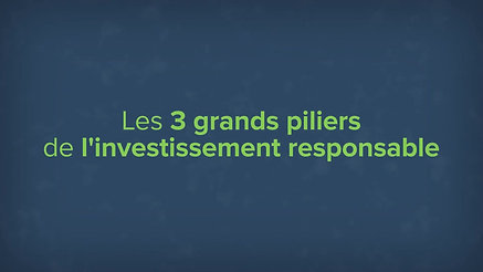 les portefeuilles Greenwise investissement responsable