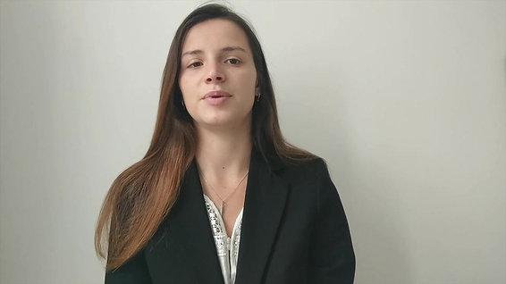 Témoignage de Noémie PELÉE DE SAINT MAURICE, étudiante en Master 1