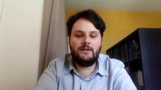 Témoignage de Quentin VAN EECKHOUT, étudiant en Master 1