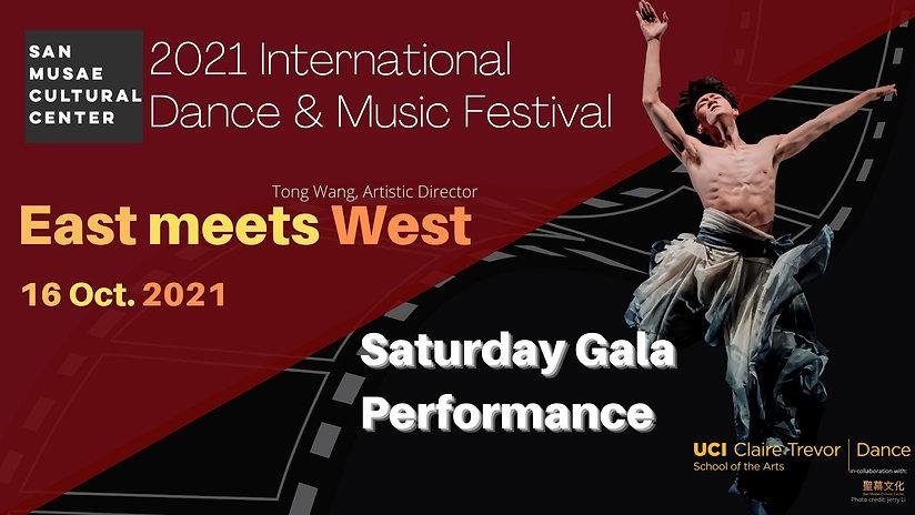 EMW 2021 Saturday Gala Performance