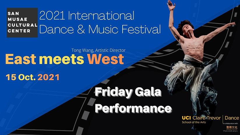 EMW 2021 Friday Gala Performance