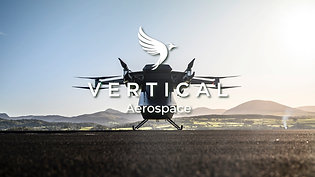Vertical Aerospace | Seraph | Flight 2019