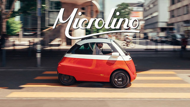 Microlino Urban Mobility