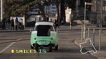 Microlino | Top Speed_ 200 Smiles per Mile
