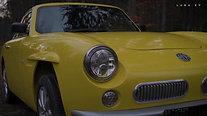 MWM Luka EV in Sunny Yellow