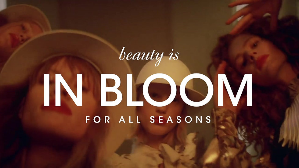 STYLE OF SOUND Fashion Show: Beauty is IN BLOOM For All Seasons