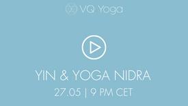 Yin and Yoga Nidra   27.05