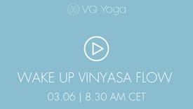 Wake up Vinyasa Flow   03.06