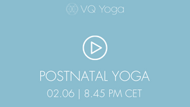 Postnatal Yoga   02.06