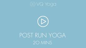 Post Run Yoga - 20 Mins