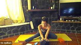 Yin Yoga   21.07   Third eye chakra