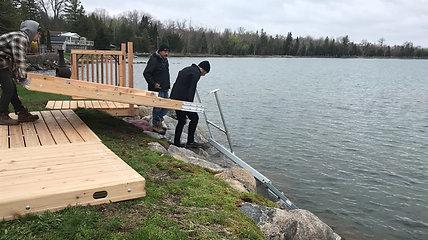 Dock Install