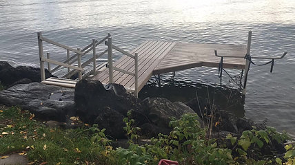 Dock Removal