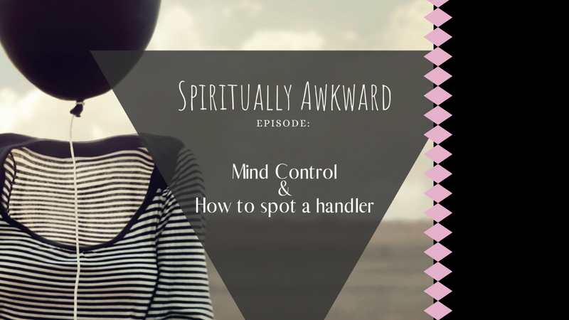 Abusers Handlers Control
