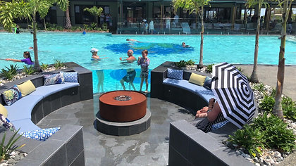 Event - Halcyon Greens Pool Opening