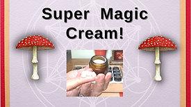How To Make Super Healing Magic Cream With Amanita