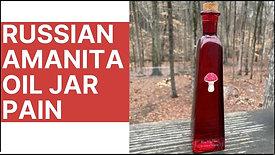 Amanita Oil Extraction