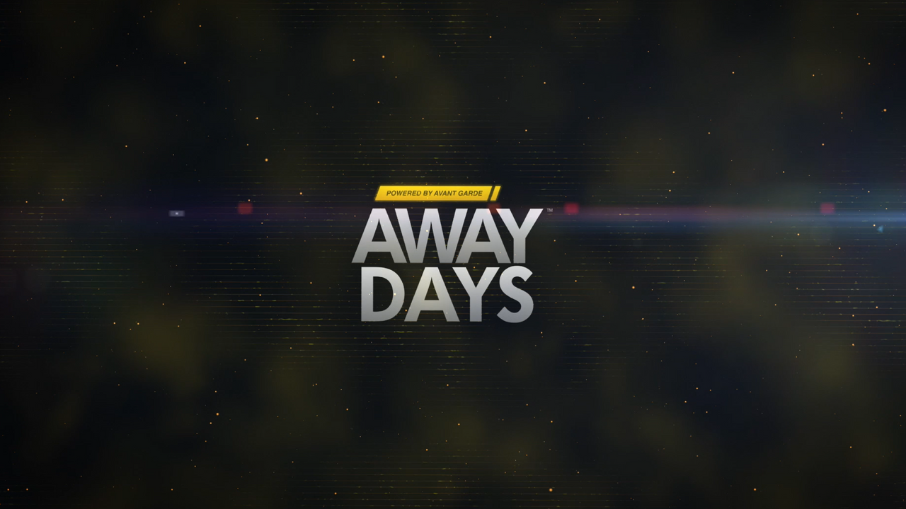 Away Days 2022 Launch