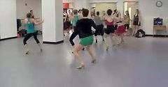 Bruce! Choreography-Richard Hinds