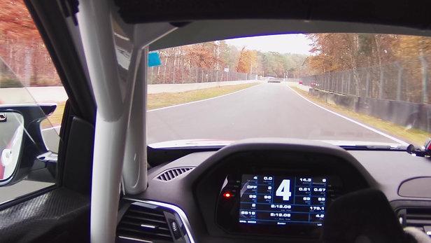 BMW M2 CS Test Day Documentary