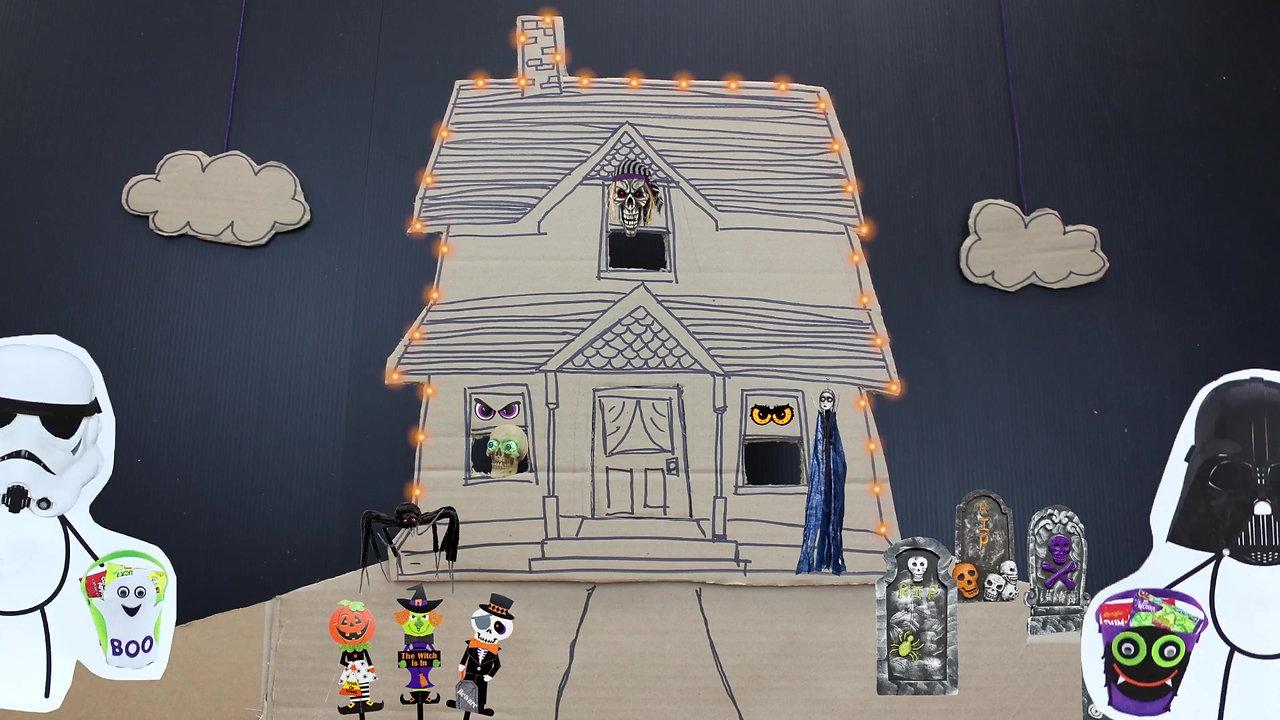 Halloween Ad