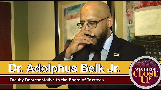 Board votes on interim president
